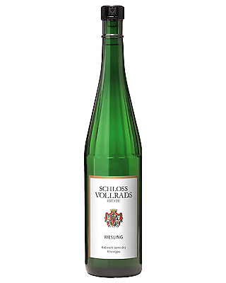 Schloss Vollrads Kabinett Riesling case of 6 Off-Dry White Wine 750mL Rheingau