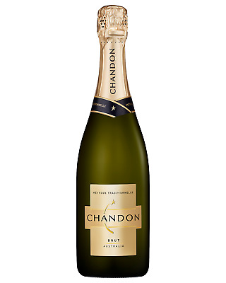 Chandon Brut NV bottle Chardonnay Pinot Noir Sparkling White Wine 750mL
