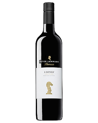 Peter Lehmann 8 Songs Shiraz case of 6 Dry Red Wine 750mL Barossa Valley