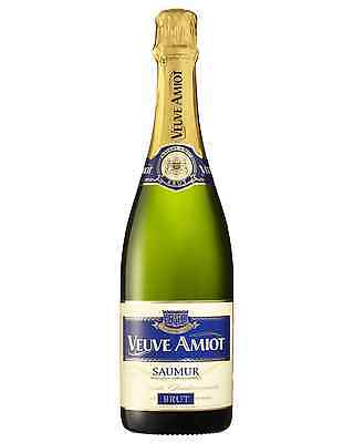 Veuve Amiot Brut case of 6 Sparkling White Wine 750mL Loire Valley