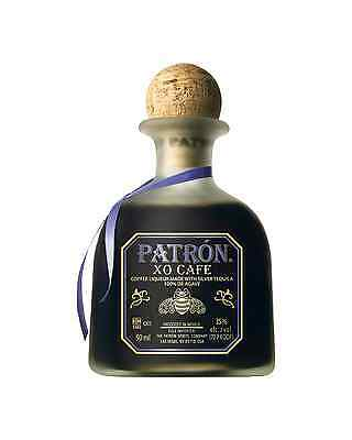 Patr�n XO Cafe 50mL Patrón case of 6 Tequila Flavoured