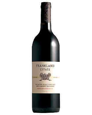 Frankland Estate Cabernet Sauvignon bottle Dry Red Wine 750mL Great Southern