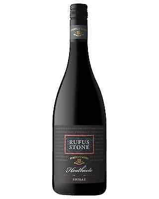 Tyrrell's Rufus Stone Heathcote Shiraz bottle Dry Red Wine 750mL