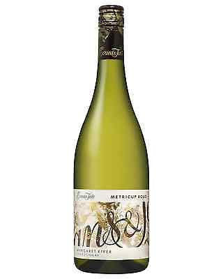 Evans & Tate Metricup Road Chardonnay case of 6 Dry White Wine 750mL