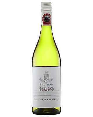 Saltram 1859 Chardonnay case of 6 Dry White Wine 750mL Eden Valley