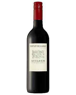 Moulin de Gassac Guilhem bottle Shiraz Grenache Dry Red Wine 750mL