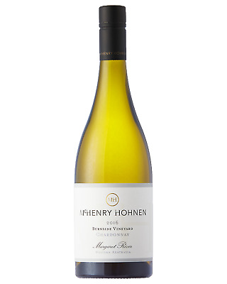 McHenry Hohnen Burnside Chardonnay bottle Dry White Wine 750mL Margaret River
