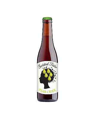 Twisted Sister Pear Cider 330mL case of 24