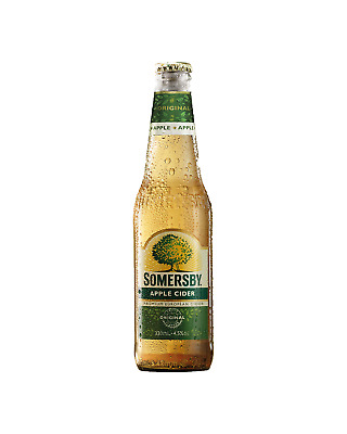 Somersby Apple Cider 330mL case of 24