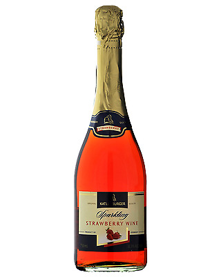 Katlenburger Strawberry Sparkling bottle Sparkling Sweet Wine Non Vintage 750mL