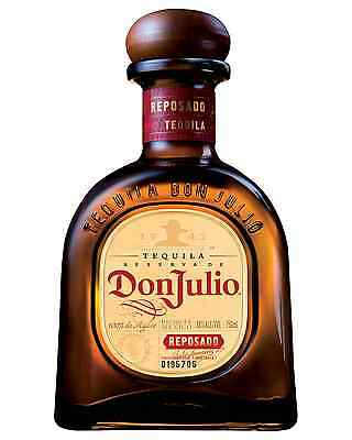 Don Julio Reposado Tequila 750mL case of 6