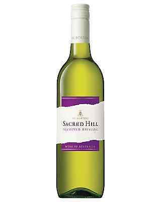 De Bortoli Sacred Hill Traminer Riesling bottle Sweet White Wine 750mL