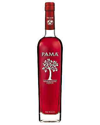 Pama Pomegranate Liqueur 750mL bottle Fruit Liqueurs