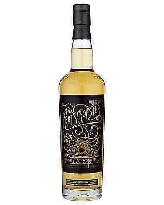 Compass Box Whisky Co The Peat Monster Blended Malt Scotch Whisky 700mL bottle