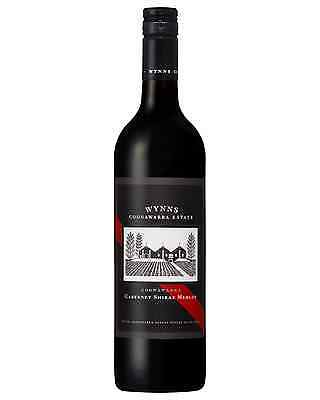 Wynns Cabernet Shiraz Merlot bottle Dry Red Wine 750mL Coonawarra