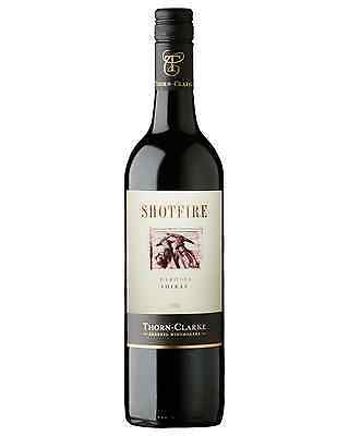 Thorn-Clark Shotfire Shiraz 2011 case of 6 Dry Red Wine 750mL Barossa Valley