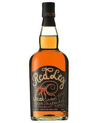 Red Leg Spiced Rum 700mL case of 6
