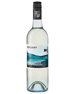 McWilliam's Cool Climate Sauvignon Blanc case of 6 Sauvignon  Blanc Dry White