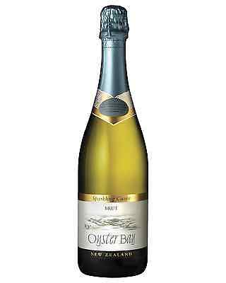 Oyster Bay Sparkling Cuvee Brut case of 6 Chardonnay Sparkling White Wine 750mL