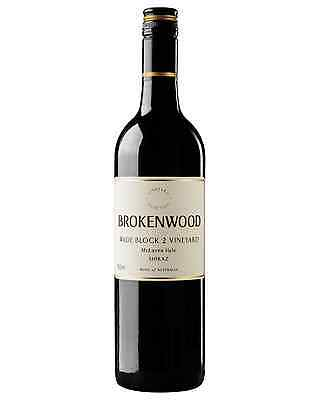 Brokenwood Wade Block 2 Shiraz case of 6 Dry Red Wine 750mL McLaren Vale