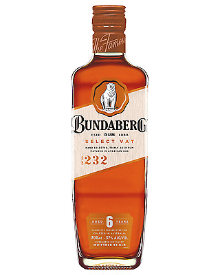 Bundaberg Select Vat Rum 700mL bottle Dark Rum