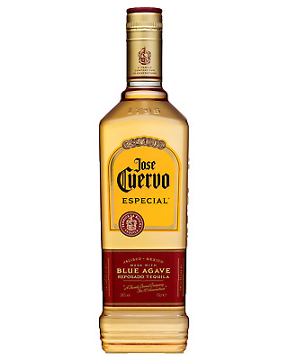 Jose Cuervo Especial Reposado Tequila 700mL case of 6