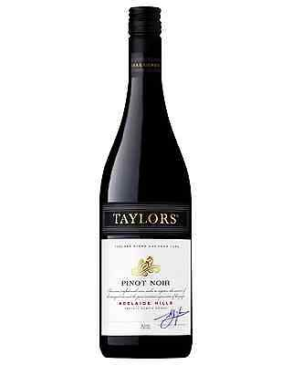 Taylors Estate Pinot Noir case of 6 Dry Red Wine 750mL
