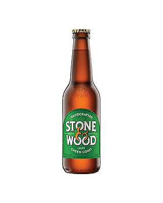 Stone & Wood Green Coast Lager 330mL case of 24 Australian Beer - Premium