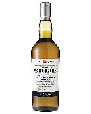 Port Ellen 32 Year Old Scotch Whisky 700mL bottle Single Malt Islay