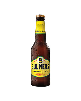 Bulmers Original Cider 330mL case of 24 Apple Cider