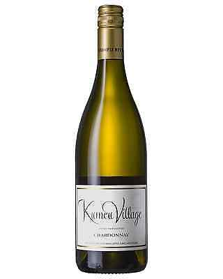 Kumeu River Village Chardonnay case of 6 Dry White Wine 750mL Auckland