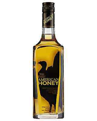 Wild Turkey American Honey Liqueur 700mL case of 6 Honey Liqueurs