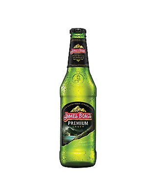 James Boag's Premium Lager 375mL case of 24 Australian Beer - Premium