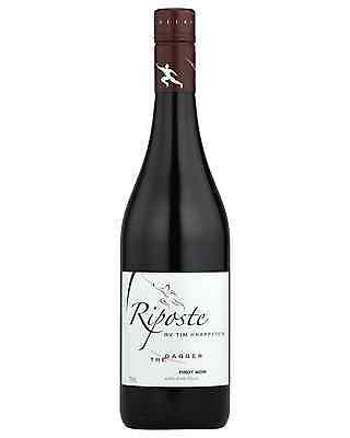Riposte The Dagger Pinot Noir case of 12 Dry Red Wine 750mL Adelaide Hills