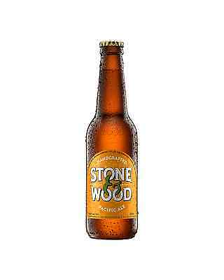 Stone & Wood Pacific Ale 330mL case of 24 Craft Beer Byron Bay