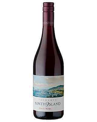 Ninth Island Pinot Noir case of 6 Dry Red Wine 750mL Northern Tasmania