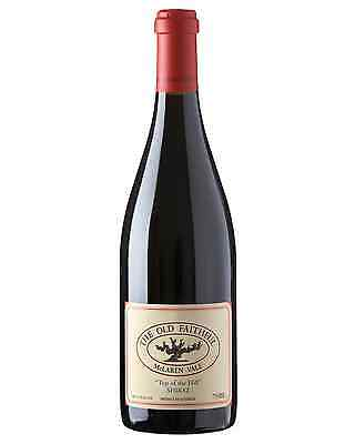 The Old Faithful Top Of The Hill Shiraz 2007 case of 6 Dry Red Wine 750mL