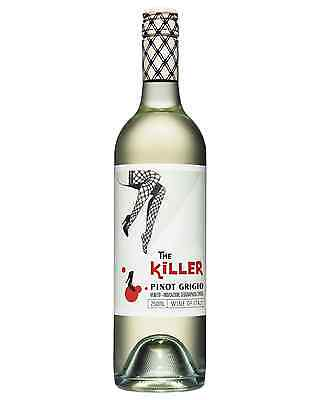 The Killer Pinot Grigio case of 6 Dry White Wine 750mL Veneto