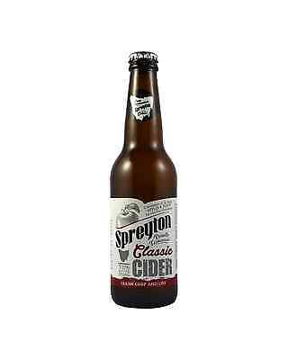 Spreyton Classic Apple Cider 330mL case of 24