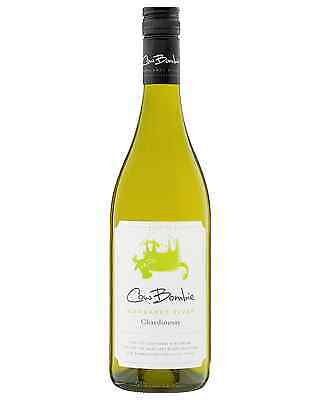Cow Bombie Chardonnay case of 6 Dry White Wine 750mL Margaret River