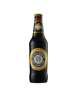 Coopers Extra Stout 375mL case of 24 Australian Beer - Premium