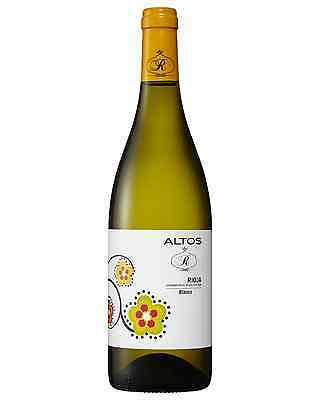 Altos R Blanco case of 6 White Blend Dry White Wine 750mL Rioja