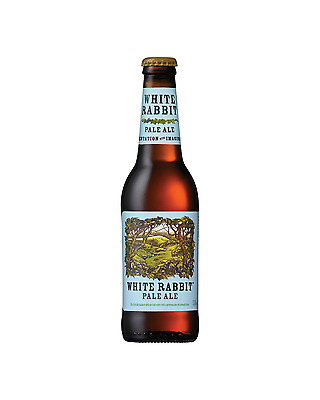 White Rabbit Pale Ale 330mL case of 24 Craft Beer