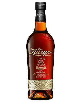 Ron Zacapa Centenario 23 Rum 700mL case of 6 Dark Rum