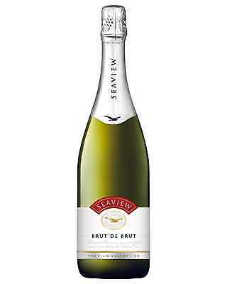 Seaview Brut De Brut Sparkling case of 6 Sparkling White Wine 750mL