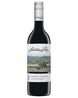 Jamiesons Run Limestone Coast Cabernet Sauvignon case of 6 Dry Red Wine 750mL