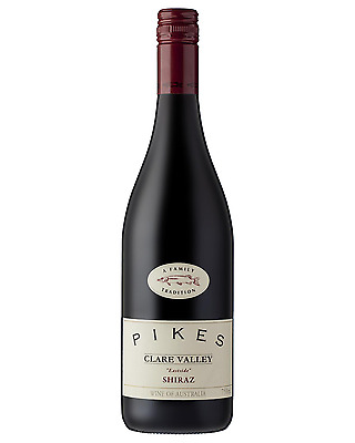 Pikes Eastside Shiraz bottle Dry Red Wine 750mL Clare Valley