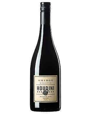 Smidge Houdini McLaren Vale Shiraz case of 6 Dry Red Wine 750mL