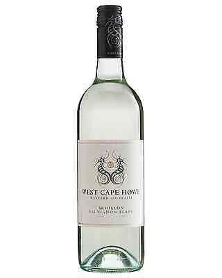 West Cape Howe Semillon Sauvignon Blanc bottle Dry White Wine 750mL