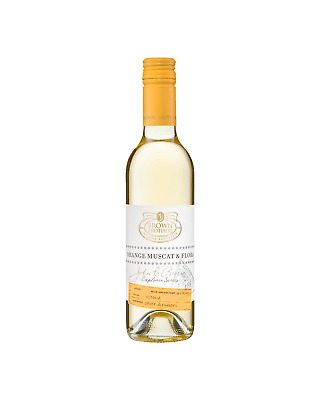 Brown Brothers Orange Muscat & Flora 375mL case of 12 Sweet White Wine